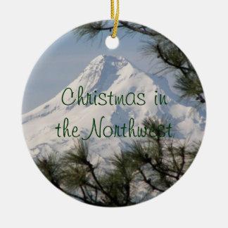 Zet het Ornament van Kerstmis van de Foto van de