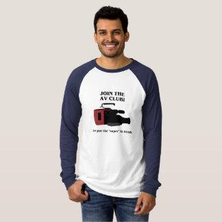 """Zet """"Super"""" in Super VHS T Shirt"""