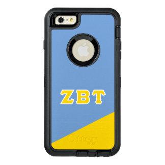 Zeta BètaTau | Griekse Brieven OtterBox Defender iPhone Hoesje