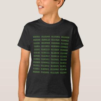 Zeven Vuile Binaire Codes T Shirt