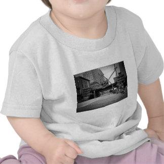Zevende Weg en de 53ste Foto van de Stad van New Y T Shirts