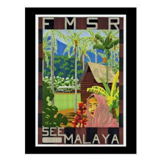 Zie Malaya Briefkaart