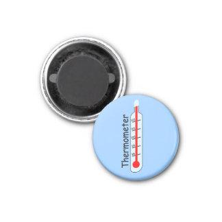 Ziekenhuis van de Temperatuur van de Controle van  Ronde Magneet 3,2 Cm