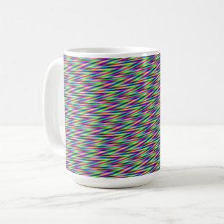 zig en zag koffiemok