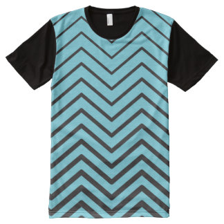 ZIGZAG All-Over-Print T-SHIRT