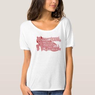 Zij-duivel T Shirt
