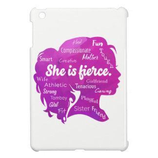 Zij is Woest Hoesje Voor iPad Mini