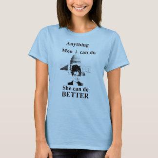 zij kan BETER doen T Shirt