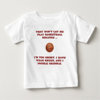 zij-wont-laten-me-spel-basketball01 baby t shirts