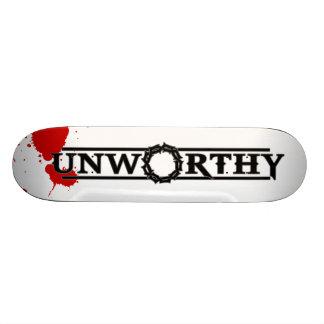 Zijn Dek van het Schaats van het Bloed 19,7 Cm Skateboard Deck