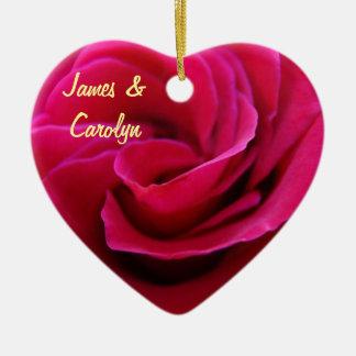 Zijn & Haar Roze van de ornamenten van de Naam nam
