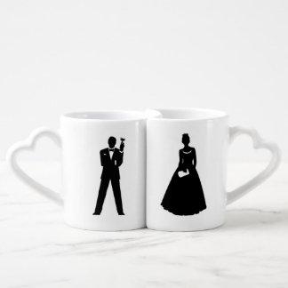 Zijn jonggehuwde & Haar Mokken