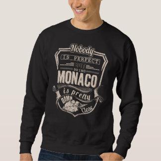 Zijn MONACO is Mooie. De Verjaardag van de gift Trui