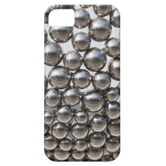 Zilveren Ballen Barely There iPhone 5 Hoesje
