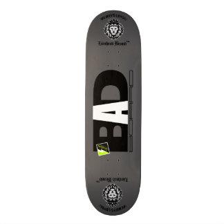"""Zilveren Dek 081 van Scolletta van de """"Slechte 21,6 Cm Old School Skateboard Deck"""