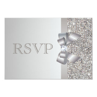 Zilveren Lovertjes, Boog & het Huwelijk van de Kaart