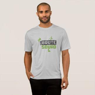 Zilveren Overhemd van de Concurrent van de Ploeg T Shirt