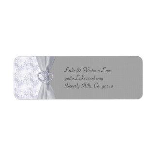 Zilveren, Witte Sterren & het Huwelijk van Etiket