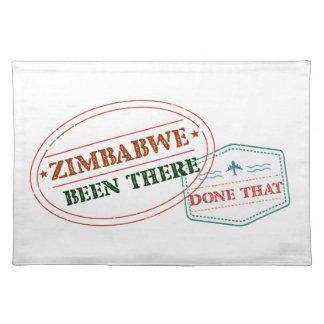 Zimbabwe daar Gedaan dat Placemat