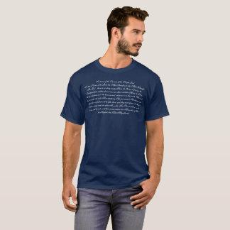 Zin van de Troon van de Enige God T Shirt