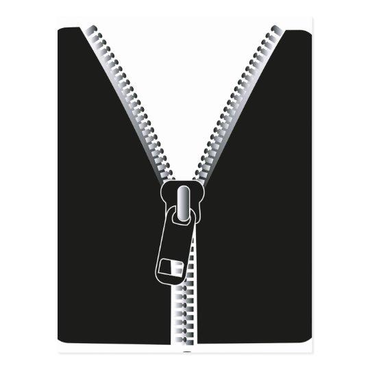 Zipper Briefkaart