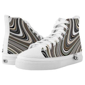 ZO KOEL Trendy Patroon High Top Schoenen