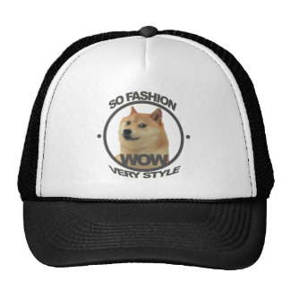 Zo Mode, zo Doge Petten