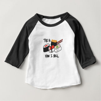 Zo rol ik baby t shirts