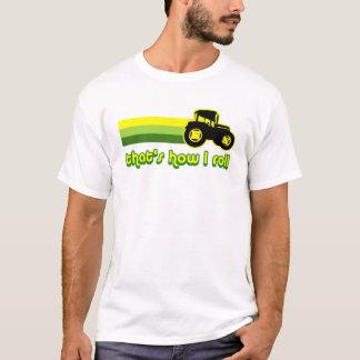 Zo rol ik Tractor T Shirt