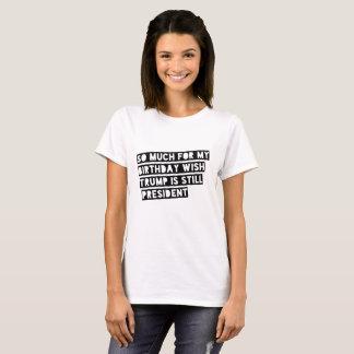 Zo veel voor mijn Troef van de Wens van de T Shirt