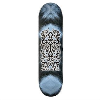 Zoek het Skateboard van de Vondst