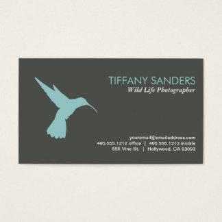 Zoemende Vogel Visitekaartjes