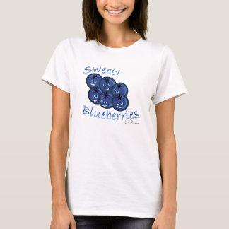 Zoete Bosbessen T Shirt