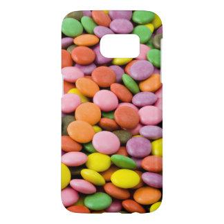 Zoete de telefoonhoesjes van het Snoep Samsung Galaxy S7 Hoesje