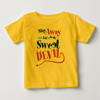 Zoete Duivel Baby T Shirts