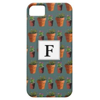 Zoete Ingemaakte Succulente Klantgerichte Druk Barely There iPhone 5 Hoesje