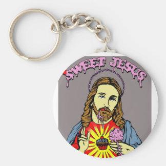 zoete Jesus keychain Sleutelhanger