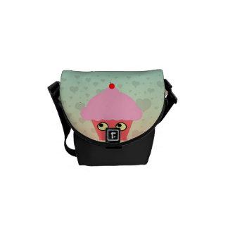 Zoete Kawaii Cupcake Courier Bags