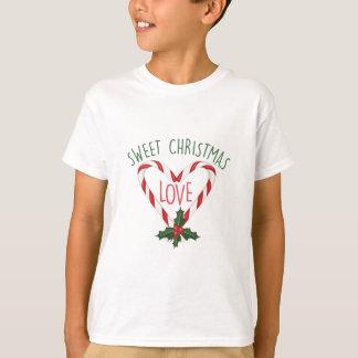 Zoete Kerstmis T Shirt