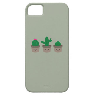 Zoete Succulent Barely There iPhone 5 Hoesje