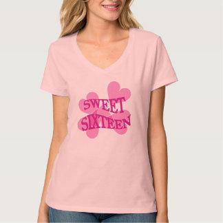 Zoete T-shirt Zestien