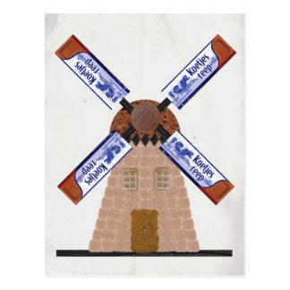 Zoete Windmolen Briefkaart