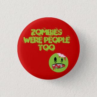 Zombieën Ronde Button 3,2 Cm
