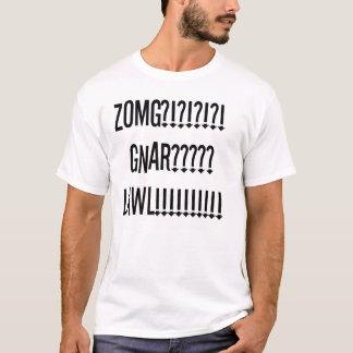 zomg gnar lawl t shirt
