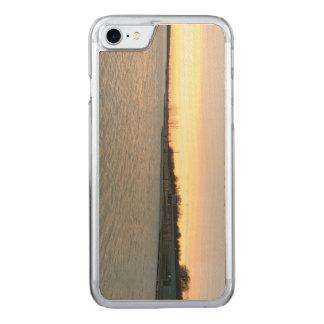 Zon en Meer Carved iPhone 8/7 Hoesje