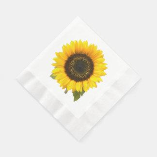 Zonnebloem Papieren Servetten