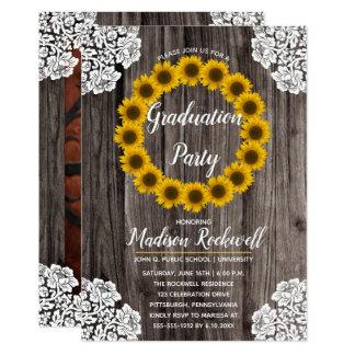 Zonnebloemen | Partij van de Afstuderen van de Kaart