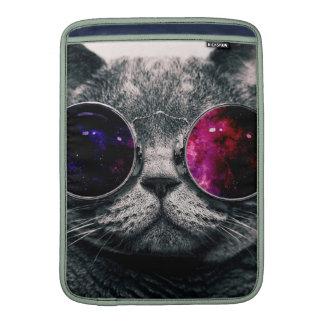 zonnebril kat beschermhoes voor MacBook air