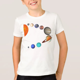 Zonnestelsel T Shirt