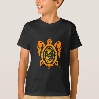 zonnestraal schildpad t shirt